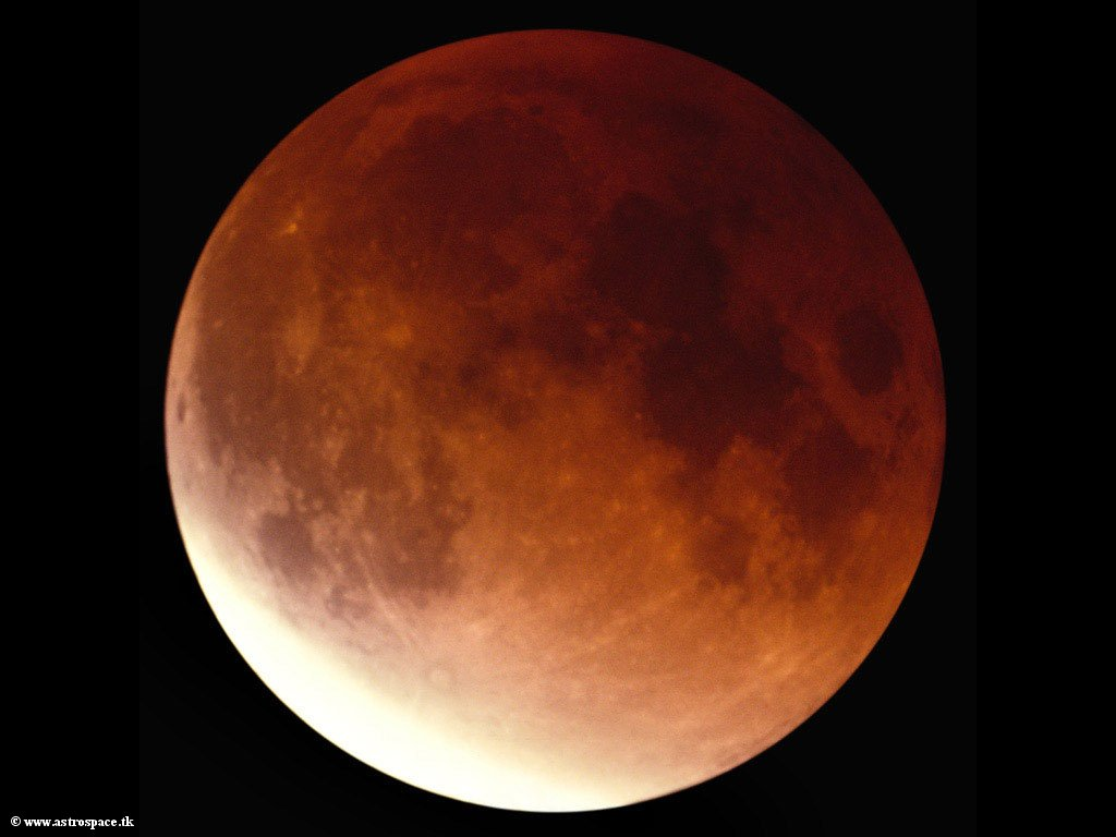 Eclipse lunaire 28/09/2015
