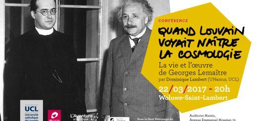 La cosmologie à Louvain